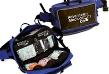 First Aid Equipment / Camping and Backcountry First Aid Kits / by 7summitsgear.com