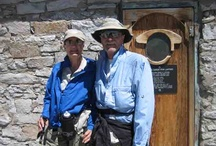 Mt. Whitney / I've climbed Mt. Whitney nine times -- 5 one dayers and 4 days/nights staying at the top