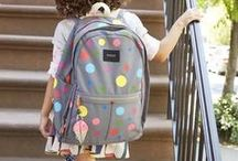 Back-to-School Fun / DIY backpack ideas, cute crafts, and organizing tips for a smarter school year!
