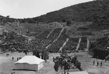 Hollywood Bowl / Great photographs of the Hollywood Bowl