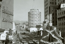 Capitol Records Tower / Capitol Records Tower was the first circular office building in the world