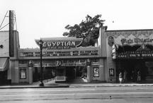 Grauman's Egyptian Theater / Grauman's Egyptian Theater was Sid Grauman's first theater in Hollywood