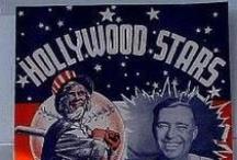Hollywood Stars Baseball Team / The Hollywood Stars Baseball Team played in the Pacific Coast League