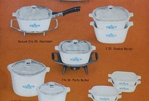 corningware - the USA cookware / by Chu Fern