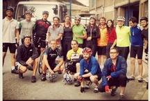 Moonpig's Bike Ride 2012... 4 countries, 4 days