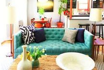 house & home / the best home decor trends and tips to decorate your house on a budget (plus decorating advice for every room in your home, including the basement, bathroom, kitchen, bedroom, hallway, basement, office and living room) / by Sarah Kelsey