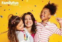 Healthy Family / by FamilyFun magazine