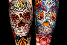 Tattoos / by Gabriela Pacheco Ruiz