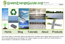 GreenEnergyGuide.org / The main Pinterest board for www.GreenEnergyGuide.org / by Jacob Sheldon