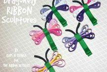 bows,ribbons, hair clips
