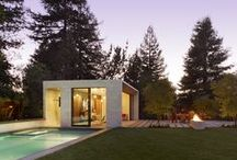 Small Houses, Cabins, Cottages / by Houseplans.com