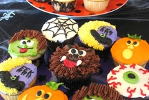 Halloween Food (Creepy) / Ghoulish and delicious treats.