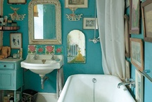bathrooms / by Poozy Alzate