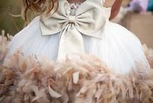 girls dresses / by Rita Bishop