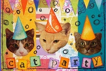Cat Party Theme / Have a party with cats in mind!