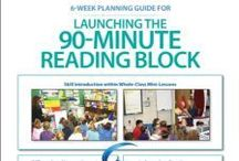 90-Minute Reading Block / Making every minute of the 90 count!