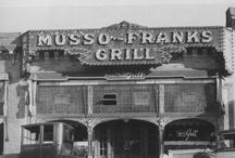 Musso & Frank Grill / Musso & Frank Grill is the oldest restaurant in Hollywood.
