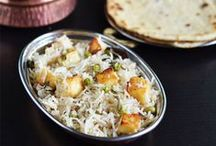 Rice Varieties  / Pualo, Biriyani, Fried Rice, Bath, Variety Rice - many way to enjoy the humble and Asia's staple rice ....