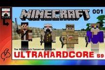 Minecraft Mindcrack Fanserver / Minecraft SMP Adventures on the Mindcrack Fanserver