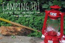 Camping Things / by Kim McLaren