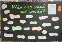 Spelling / Encourage big words spelled wrong rather than little words spelled right.