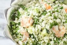 Salads / Real food and paleo salads