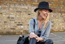 Woman style / What she wears