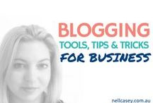 {Blogging for Biz Success} / Blogging tools, tricks and tips to help you grow your small business and achieve success online.