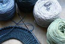Crochet ~ Knit ~ Sew