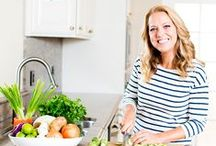 Guest Pinner: Melissa d'Arabian / Mom of four, celebrity chef, and cookbook author Melissa d'Arabian shares some of her favorite, family-tested recipes. For more, go to pinterest.com/melissadarabian + melissadarabian.net