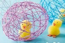 Easter Eggs / by FamilyFun magazine