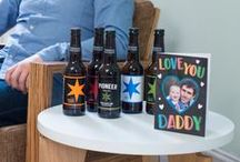 Armchair Dad #dadapproved / Does your dad rule the remote all while multitasking balancing a drink and some tasty snacks? Well we've come up with Father's Day cards & gifts to suit him so sit back, relax and get gifting!