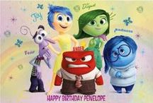 Inside Out / #Pixar fans will love to spend time with the #InsideOut gang!