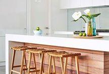 Kitchen Inspo / Beautiful kitchen ideas and designs.
