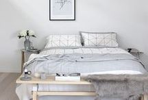 Bedroom Bliss / Dreamy bedroom designs and decorating ideas.