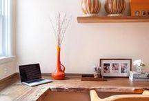 Home Office Inspo / Home office ideas and designs.