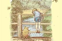 Winnie the Pooh / Wish you lived in the 100 Acre Wood with Pooh and his friends?