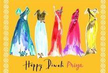 Diwali / Celebrating the Festival of Lights