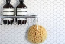 Bathroom Tile Trends / Modern bathroom tile ideas