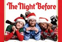 The Night Before / Three wise men. One wild Christmas. Official Pinterest board for The Night Before movie, in theaters November 20, 2015 #TheNightBefore / by Sony Pictures