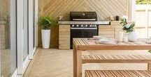 Outdoor Kitchen Inspo