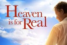 Heaven is for Real / Greg Kinnear and Kelly Reilly star in the story of a little boy's trip to heaven and back. Based on the book by Todd Burpo and Lynn Vincent. Released in theaters in April 2014. / by Sony Pictures