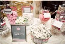 Sensational Candy Display's / Create a unique experience to add to the theme with a stunning Dessert Lounge!