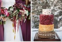 Color Inspiration: Red / Wedding & Event Color Palettes: Red, Marsala, Merlot, Rose & More