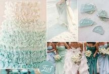Color Inspiration: Green / Wedding & Event Color Palettes: Mint, Sage, Emerald, Lime,  Olive & More