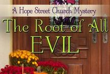 Hope Street Church Mysteries / These cozies are available in ebook and audiobook form.