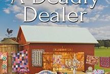 Molly Appleby Antiques & Collectibles Mysteries / These cozy mysteries are currently available as ebook and audiobooks.
