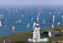 Isle of Wight, UK / Impressionen von der Isle of Wight für hospitierende MitarbeiterInnen und TeilnehmerInnen im Auslandspraktikum
