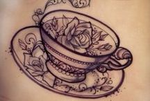Coffee Tea Tattoos