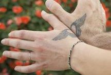 Couple Tattoo / For you and your other half